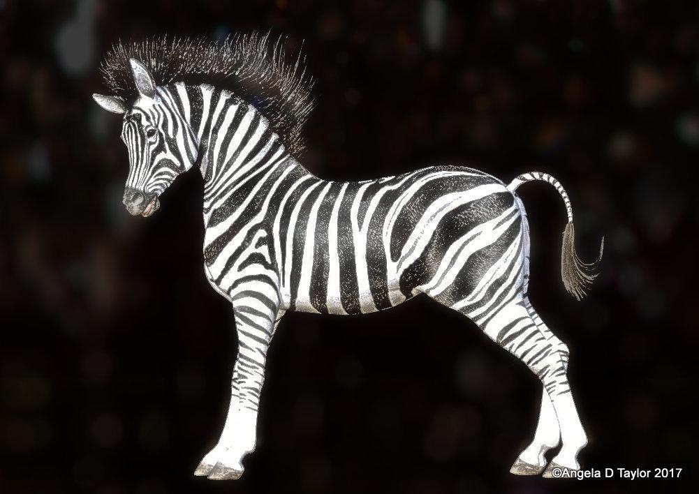 Hivewire Horse Zebra Arabian
