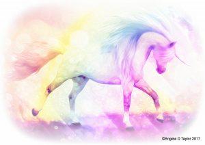 Hivewire Rainbow Unicorn