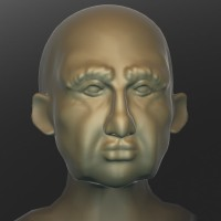 Sculptris a free digital clay modelling program.