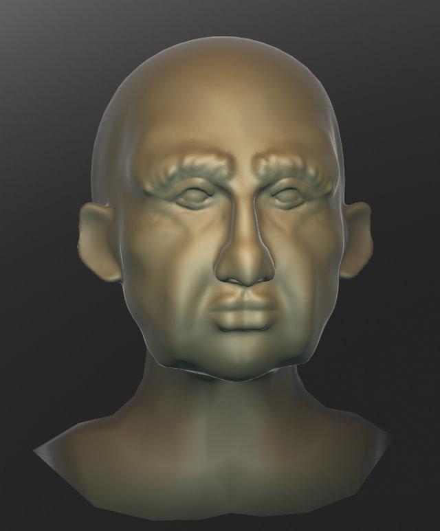 Sculptris a free digital clay modelling program.