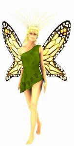 Free Download, Fairy Wings for Victoria 1 and 2.