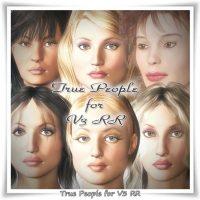 True People for V3 RRrr
