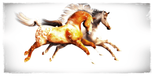 New Daz Horse 2 render