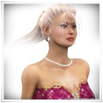 Morphing Poser Hair with Cinema 4d
