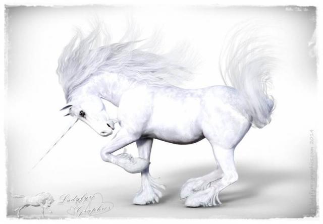 Hivewire Horse Remap Unicorn (HWHorse Harry)
