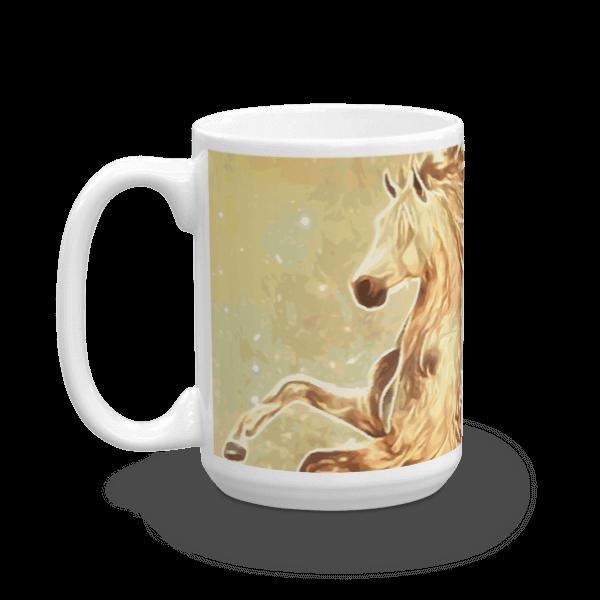 Sparkle Horse Mug Ladyfyre Graphics Cg