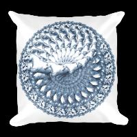 Horse Spiral Pillow