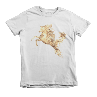 Sparkle Pony Short sleeve kids t-shirt