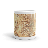 Sparkle Horse Mug